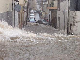 Cosa fare per sopravvivere ad un inondazione?