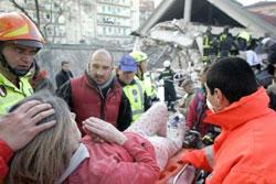 Terremoto – Cosa fare per sopravvivere in caso di terremoto