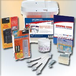 Kit di Sopravvivenza per Terremoto – Ecco come prepararlo